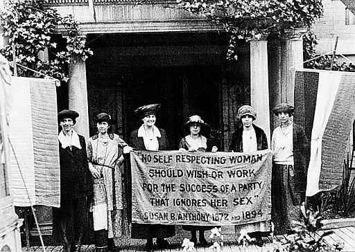 Remembering That When Women Spoke Up, They Changed History