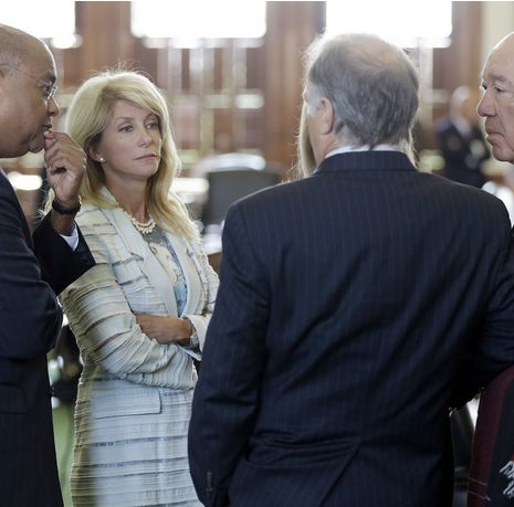 In the Case of Texas Senator Wendy Davis' Heroic Filibuster